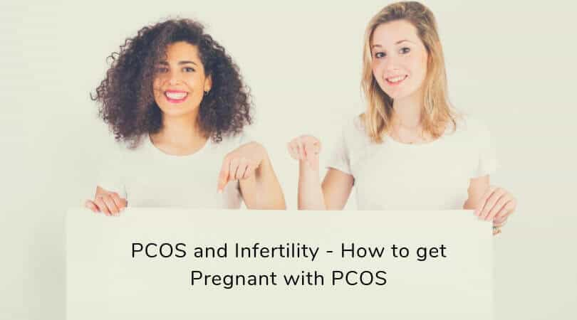 PCOS and Infertility – How to get Pregnant with PCOS